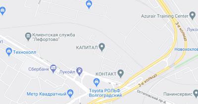 карта проезда в офис компанииNerta-SW